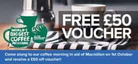 Macmillan Coffee Morning Essex