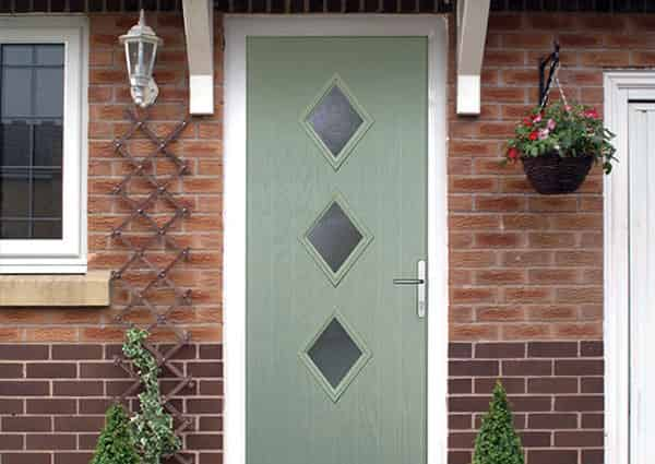 Composite Door Stansted