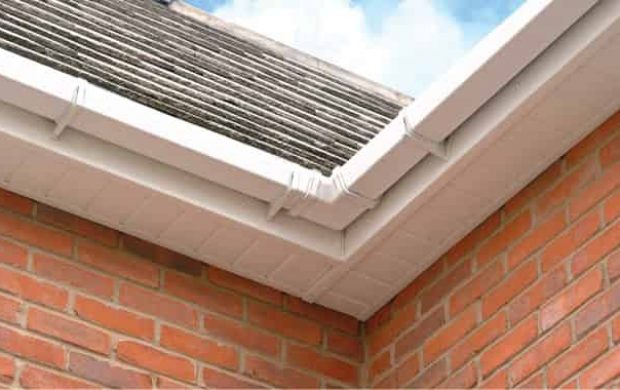 Guttering in Braintree