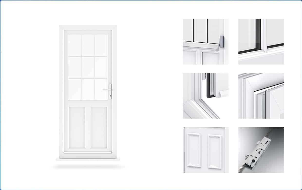 uPVC Doors Essex