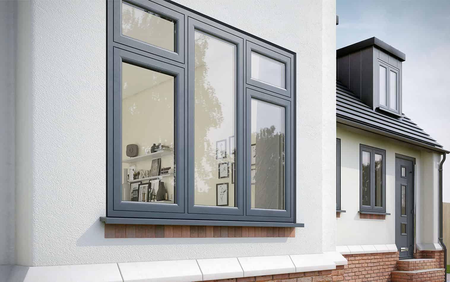 aluminium windows colchester