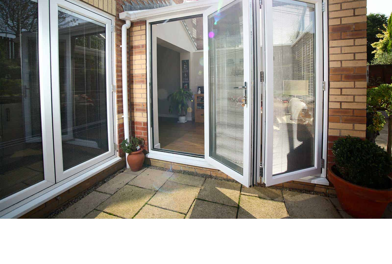 Bi-Fold Doors Bishop's Stortford