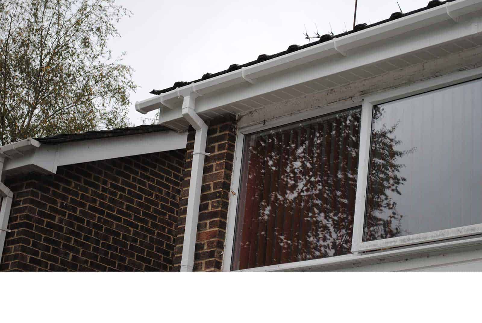 Fascias Soffits And Guttering Witham Roofline Prices