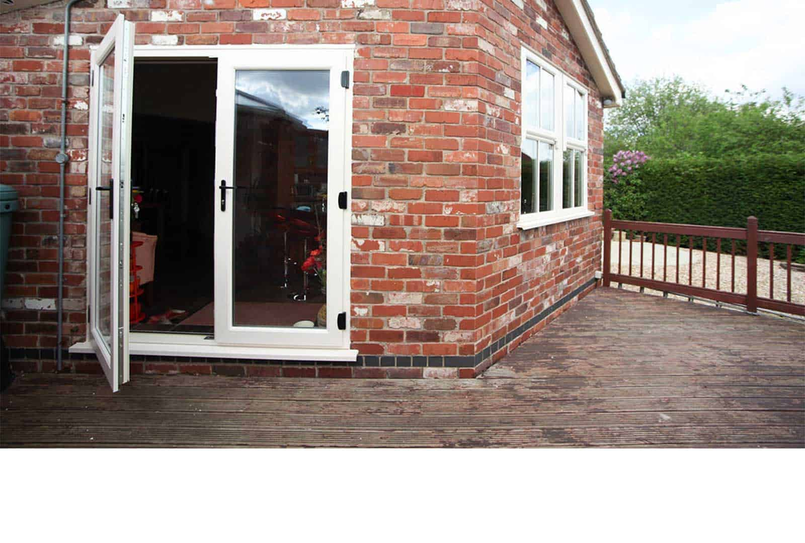 Online French Doors Quote Stansted