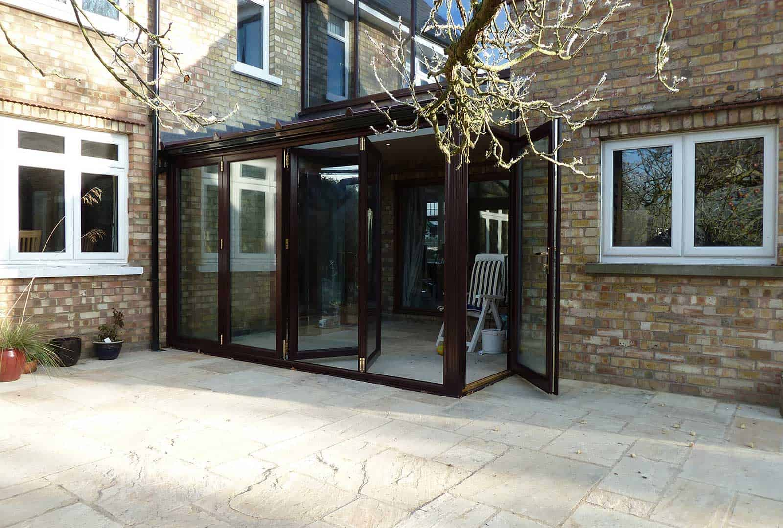 Bi-Folding Doors Chelmsford