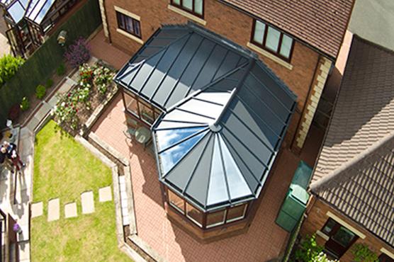 Bepsoke conservatory