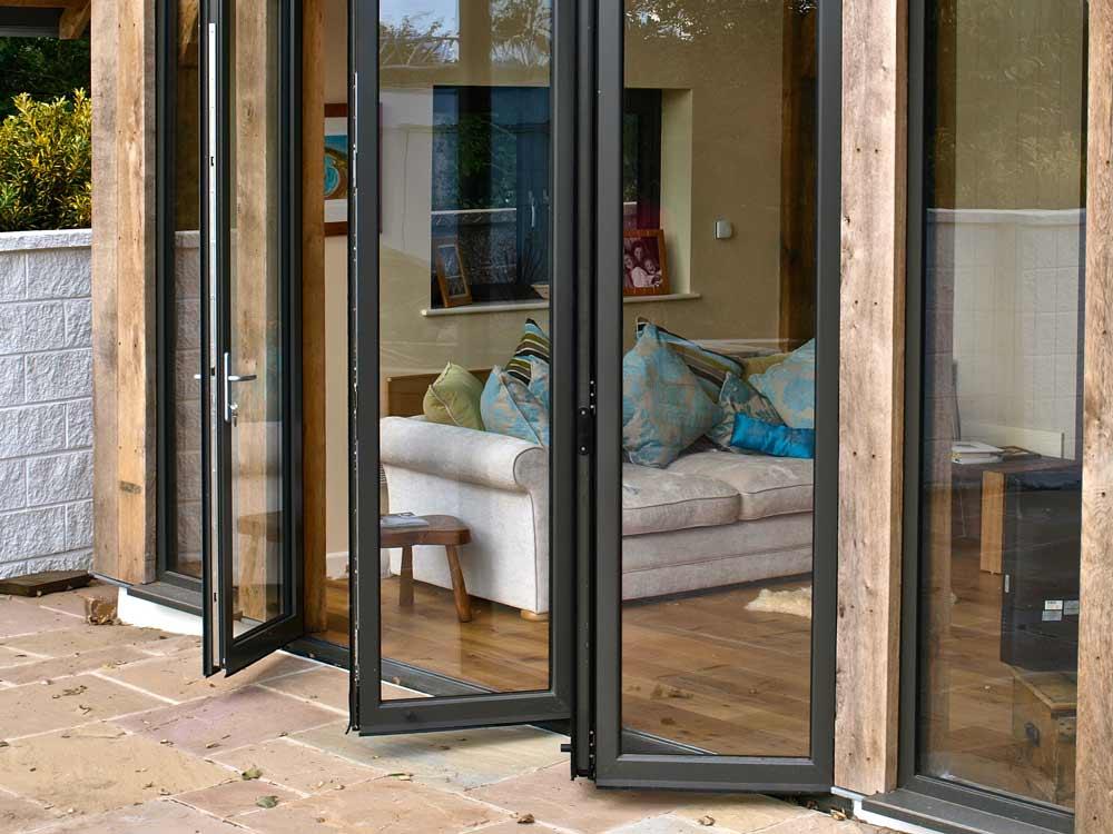 aluminium bi-fold doors braintree