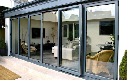aluminium bi-fold doors prices