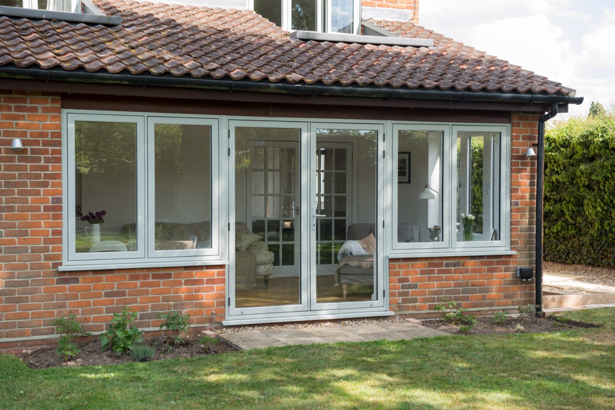 Orangeries for flexible use - Colchester