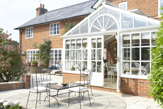 gable end conservatory cost