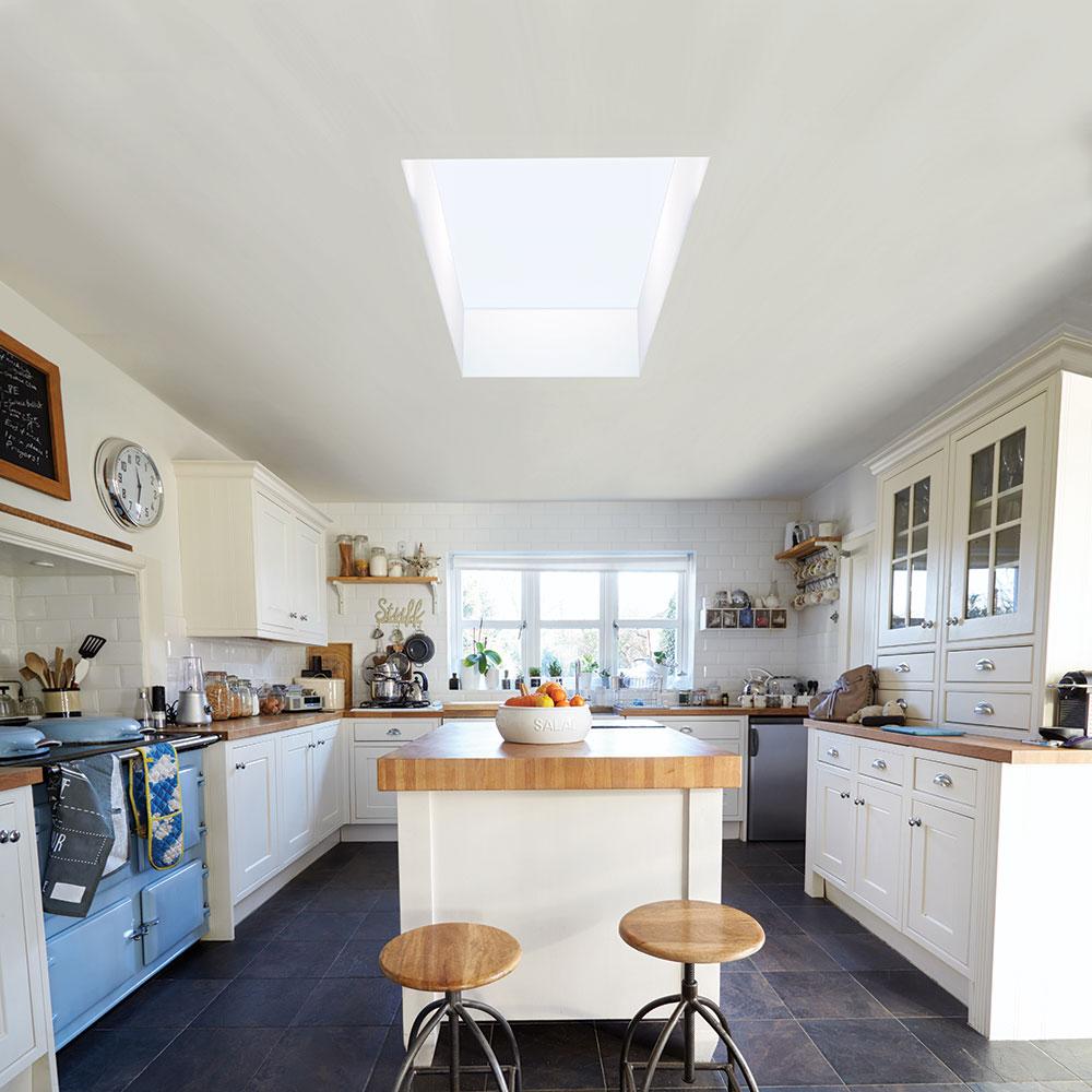 flat skylights Essex