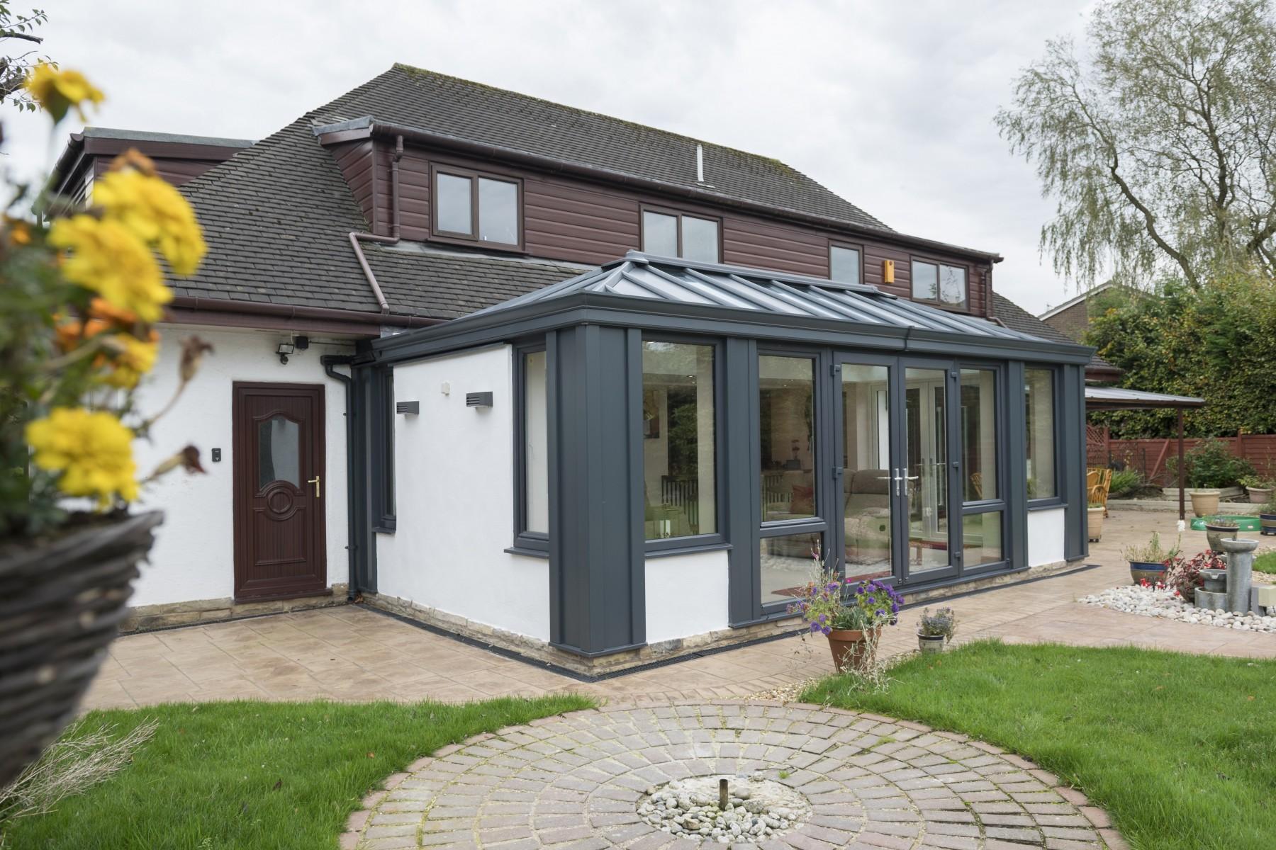 Modern house extensions maldon