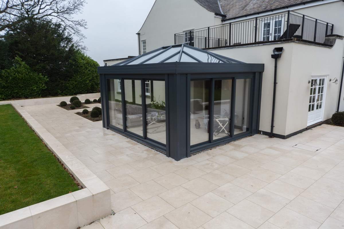 Contemporary Orangery Essex