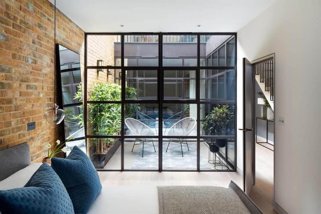 Aluminium windows in clacton