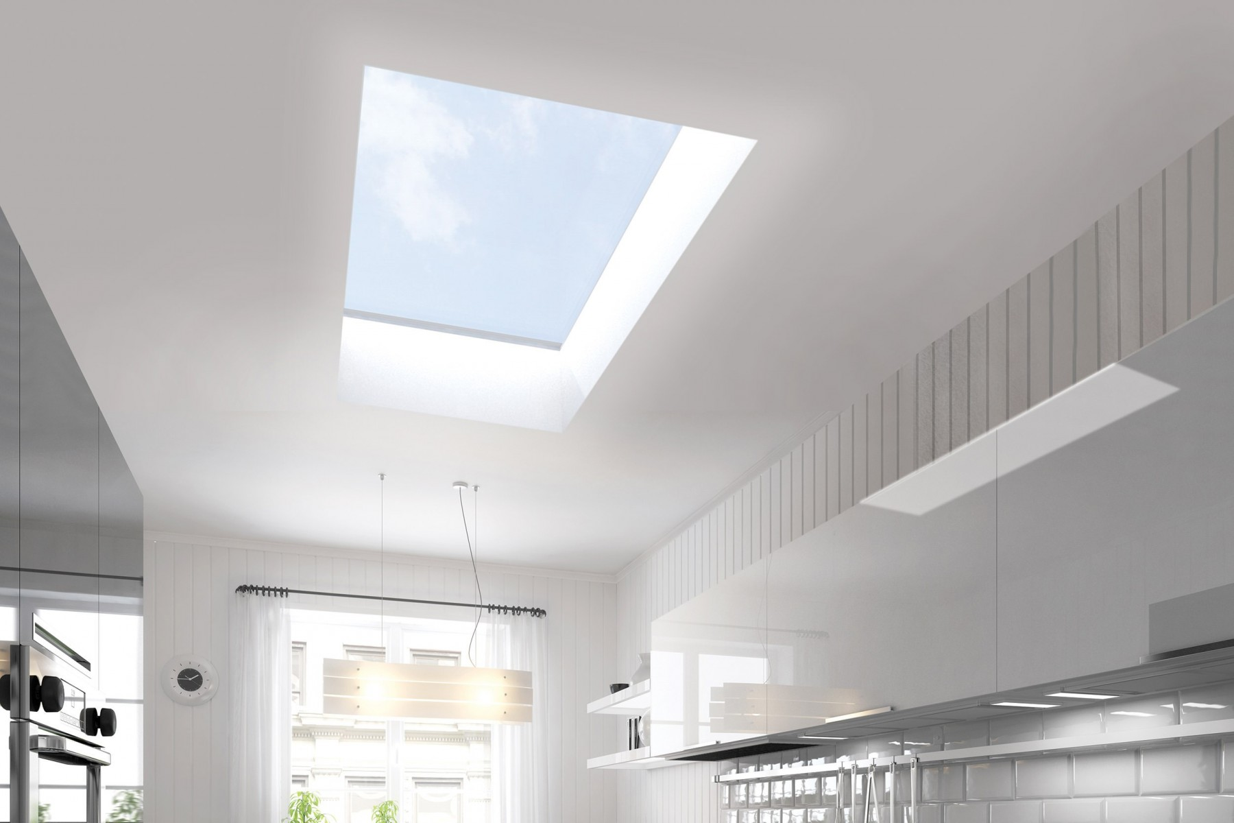 Flat Roof Skylight Colchester
