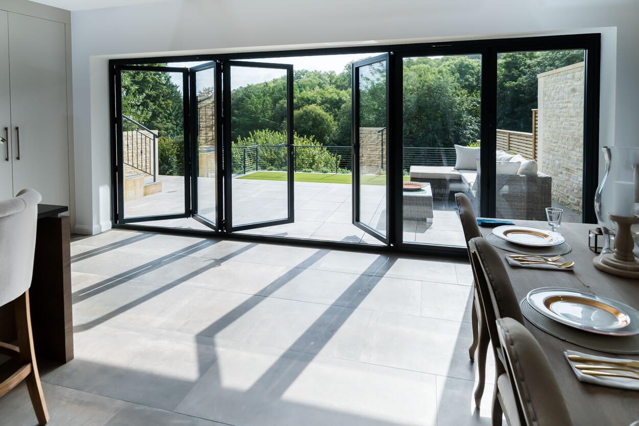 BiFold doors takeley