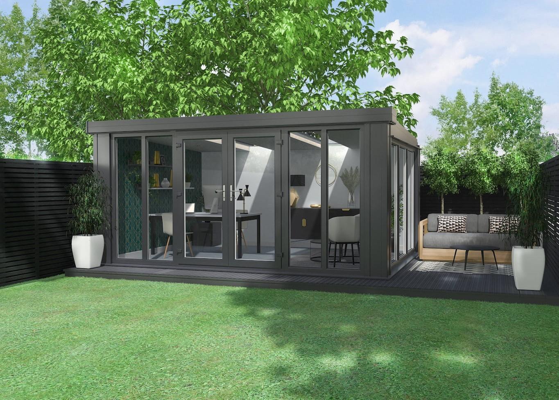 garden rooms in witham